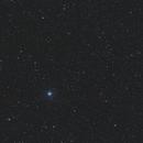 M108&M97 and Comet C/2014 S2 (PANSTARRS),                                guillau012