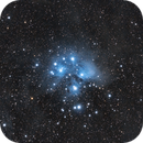 The Pleiades (M45),                                Chris Parfett @astro_addiction