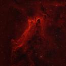 Cometary Globules CG30,31,                                John Ebersole