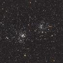 NGC 884 / NGC 869,                                Fabio Mirra