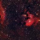 SH2-171, NGC7822,                                Ernesto Arredondo