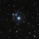NGC 6543 Cats eye nebula,                                Riedl Rudolf