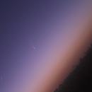 C/2020 F3 Neowise dans le ciel girondin (GC),                                Corine Yahia (RIG...