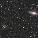 NGC7331 und Stephans Quintett,                                TeeJay