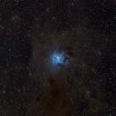 NGC 7023 (RGB),                                DerPit