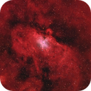 Messier 16 - The Eagle Nebula,                                Arno Rottal