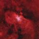 Messier 16 - The Eagle Nebula,                                Arno Rottal
