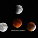 Supermoon Eclipse,                                Bob Gillette
