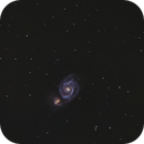 My first M51,                                Manuel Frattini