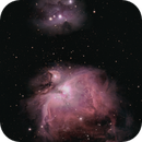M42, Orionnebel,                                Peter Schmitz