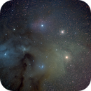 Rho Oph and Antares 200mm second attempt,                                bunyon