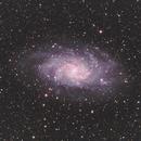 M33 - Triangulum Galaxy,                                nerdybeardo