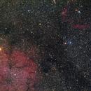 Region near IC 1396,                                AC1000