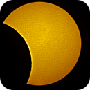 Eclipse Sola Parcial 02 jul 19,                                Izaac da Silva Leite