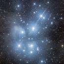 M45 The Pleiades,                                Jürgen Ehnes