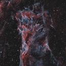 Pickering's Triangular nebula in HOO RGB,                                Jean-François Dou...