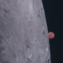 Ocultación de Marte por la Luna,                                Fco. Manuel Santo...
