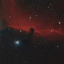 Horse Head Nebula,                                Thava Narayanasamy