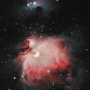 M42 (The Orion Nebula),                                ATX_71