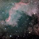 Cygnus Wall (first session),                                frankszabo75