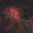 SH2-132 - Ha-RGB,                                Ron