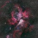 NGC 3372  RGB,                                Harrington Beach...