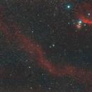 De la boucle de Barnard au cheval en passant par M78,                                gabriel