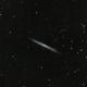 NGC 5907,                                Thomas Richter