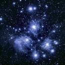 M45 The Seven Sisters (Pleiades),                                Gilbert Ikezaki