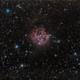IC 5146 (Cocoon Nebula),                                George Simon