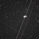 M51 in Crossfire,                                ckrege