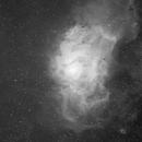 Messier 8 The Lagoon Nebula,                                G400