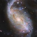 NGC 1672 - Hubble :-),                                Daniel Nobre