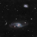 NGC 3718 & NGC 3729,                                Paul H