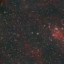 The Heart Nebula,                                Zach Coldebella