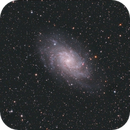 Galassia Triangolo - M33,                                StefanoBertacco