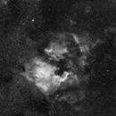 NGC 7000 Ha wide,                                Jocelyn Podmilsak