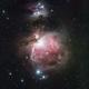The Orion Nebula M42,                                Harri Kiiskinen