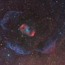 Bipolar nebula NGC 6164/6165,                                Rick Stevenson