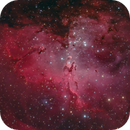 Messier 16 - First light for my C9.25,                                Anthony Quintile