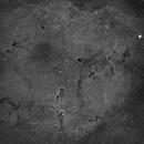 IC1396 - Trunk nebula in Ha,                                Marco Favro