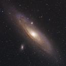 Messier 31,                                Dean Jacobsen