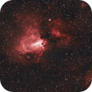 m17 Omega nebula,                                Marco Veronelli