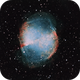 M27 - Dumbbell Nebula (Edge 9.25 HD),                                Hans Kelgtermans