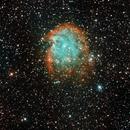 NGC 2174 (Monkey Head Nebula) Narrow Band Takahashi 180ED,                                jerryyyyy