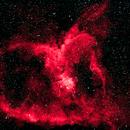 IC1805 - Heart nebula,                                Peter