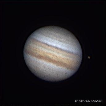 Jupiter,                                sandconp