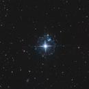 Cats Eye Nebula - NGC 6543 - reprocessed data from 2017,                                Jonas Illner