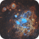 The Bee   NGC 1760,                                Connor Matherne