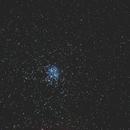 Widefield of M 45 - Pleiades in the constellation Taurus,                                Hans-Peter Olschewski